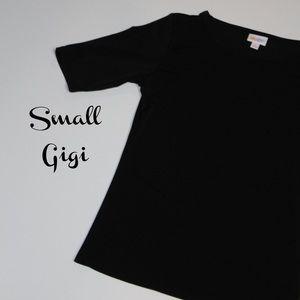 LuLaRoe Tops - LuLaRoe Small Black Gigi Top
